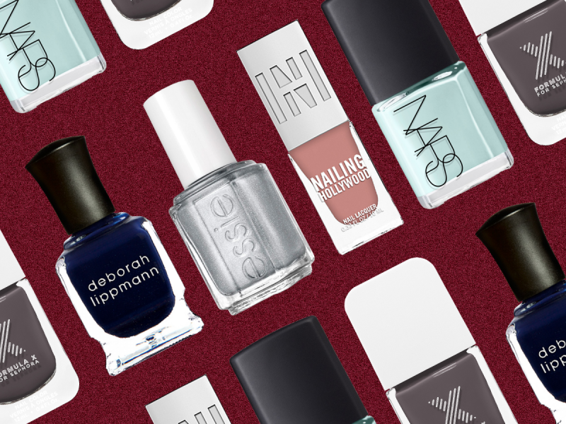 The Top 2016 Nail-Colour Trends To Try Right Now