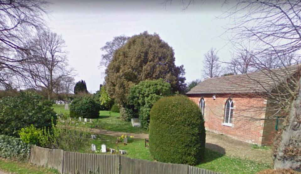 <em>The woman was taken to St Osyth Cemetery in Clacton where she was raped by three men (Google)</em>