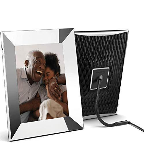 Nixplay 2K Smart Digital Picture Frame ('Multiple' Murder Victims Found in Calif. Home / 'Multiple' Murder Victims Found in Calif. Home)
