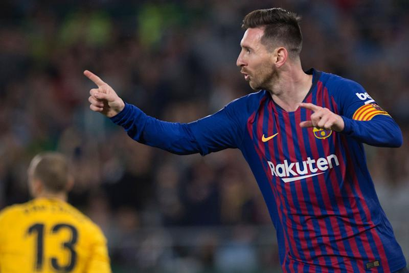 Valverde: Barcelona's opponents suffer because of Messi, but they also enjoy him