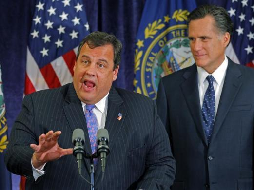 Chris Christie, 49, is a rock star in the Republican Party. He chose not to run for president in 2012 and instead endorsed Romney. He has been an effective advocate for him on the campaign trail. As a Republican governor in a mostly Democratic state, he has taken on entrenched Democratic institutions there with fervor. A bombastic politician who is fluent on the issues, Christie would be an ideal attack dog on the campaign trail. Some conservatives would frown on the pick, fearing he is too moderate. Some Republicans also worry that the contentious Christie could be a distraction with his verbal fire-bombs, or overshadow Romney, who sometimes has trouble connecting with voters. A Quinnipiac University poll found him the lead choice of likely voters for the No. 2 slot.
