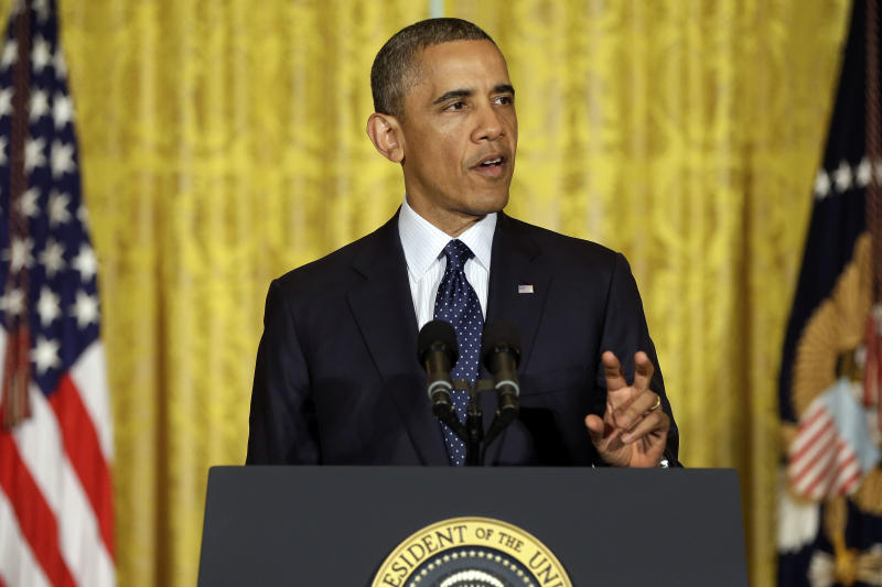 Obama: IRS acting commissioner being ousted