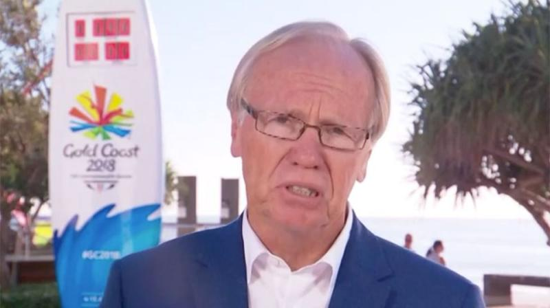 Games Chairman Peter Beattie admitted the decision to not show the athletes 'was a mistake'. Source: 7 News