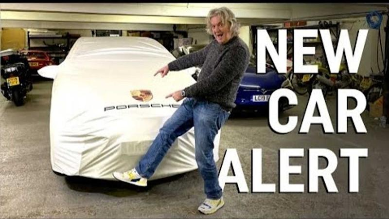 James May buys another car, lead image