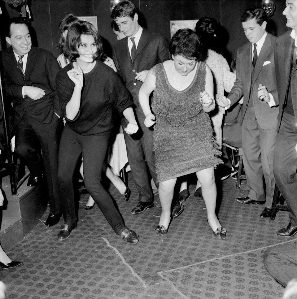 <p>Nothing got a party going like the lively dance move that swept dance floors across the country in 1963. Come on, twist and shout! </p>