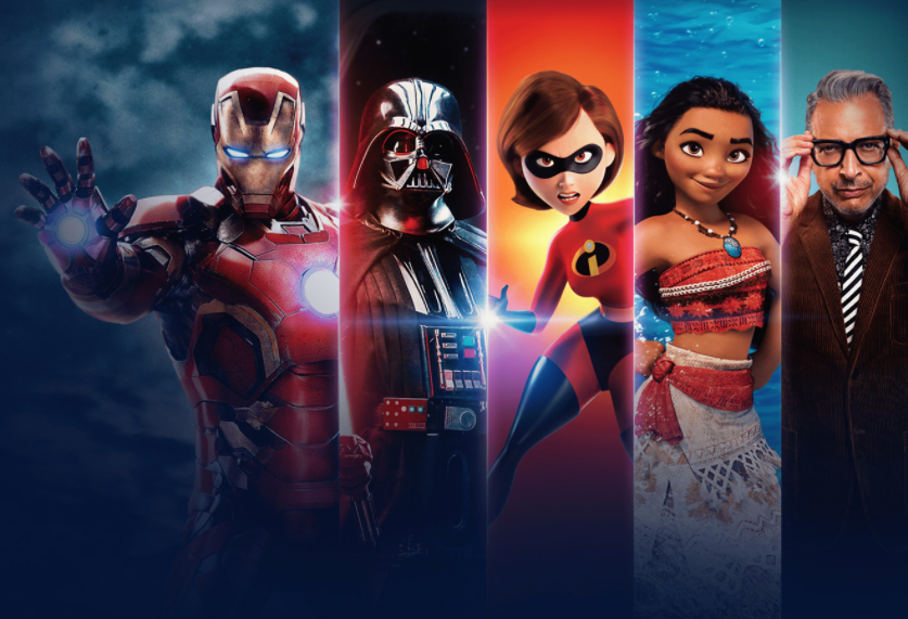 Disney+ Gift Subscription Cards
