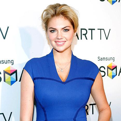 """Kate Upton """"Furious"""" at Victoria's Secret for Using Old Lingerie Photos: Report"""