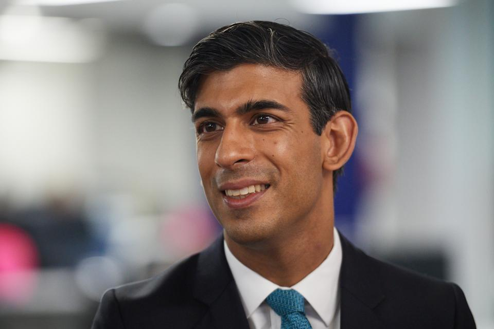Business leaders in Scotland have written to UK Chancellor Rishi Sunak (Leon Neal/PA)