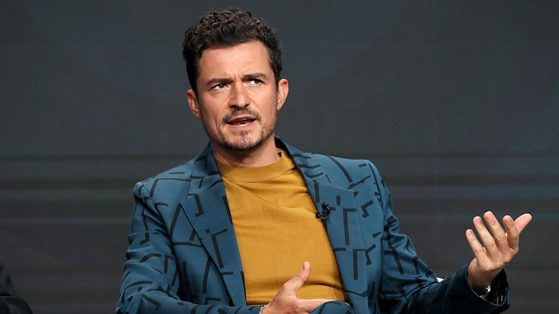 Orlando Bloom Addresses Whether He'll Appear in Amazon's 'Lord of the Rings' Series