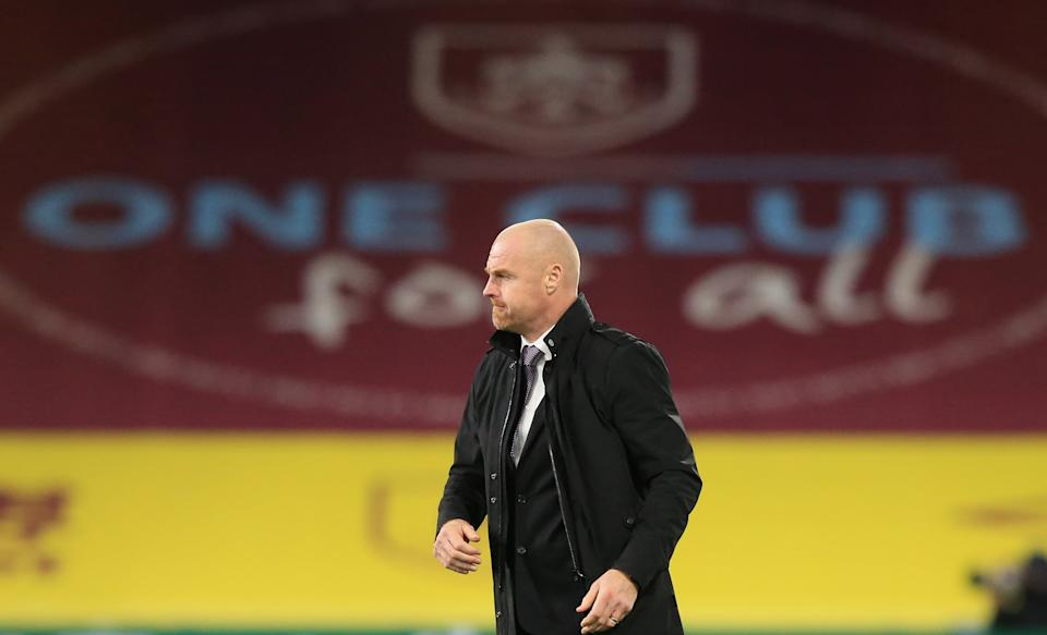 Sean Dyche (Reuters)