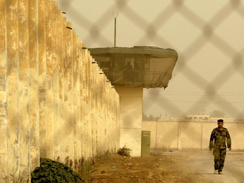 'It never really left me': Abu Ghraib torture survivors finally get their day in court
