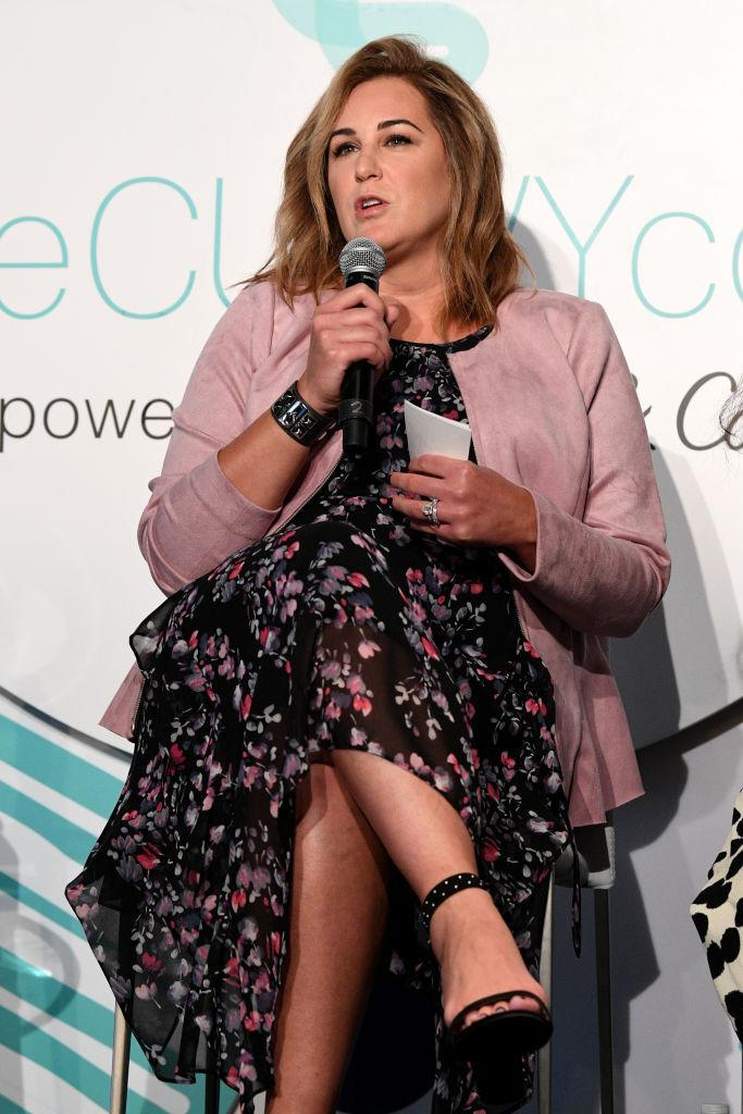 """Malissa Akay talked about Lane Bryant's approach to fit during the """"Dear Retailer"""" panel. (Photo: Getty Images)"""