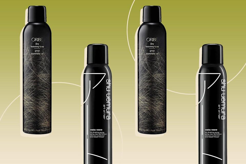 The 13 Best Texturizing Sprays That Work on All Hair Types
