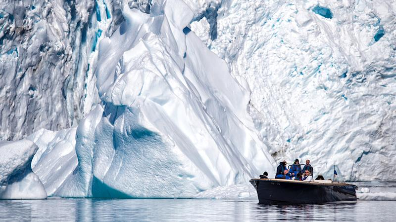 EYOS Expeditions' new Antarctica Expeditions
