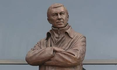 Sir Alex Honoured With Statue