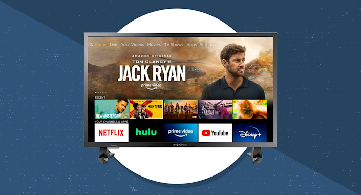 Save 40 percent on this Insignia 32-inch Fire TV Edition (NS-32DF310NA19). (Photo: Amazon)