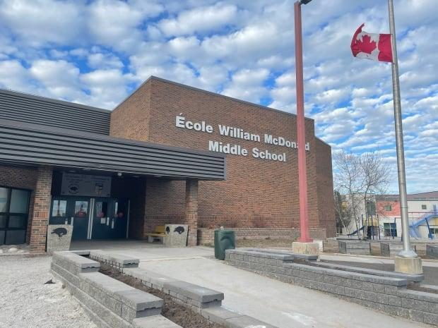 The N.W.T.'s chief public health officer has ordered the closure of all schools, including trade schools and colleges, in Yellowknife, Dettah and N'Dilo as the region grapples with a COVID-19 outbreak. (Sara Minogue/CBC - image credit)