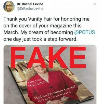 Anti-LGBT conservatives have targeted Rachel Levine with a trolling effort