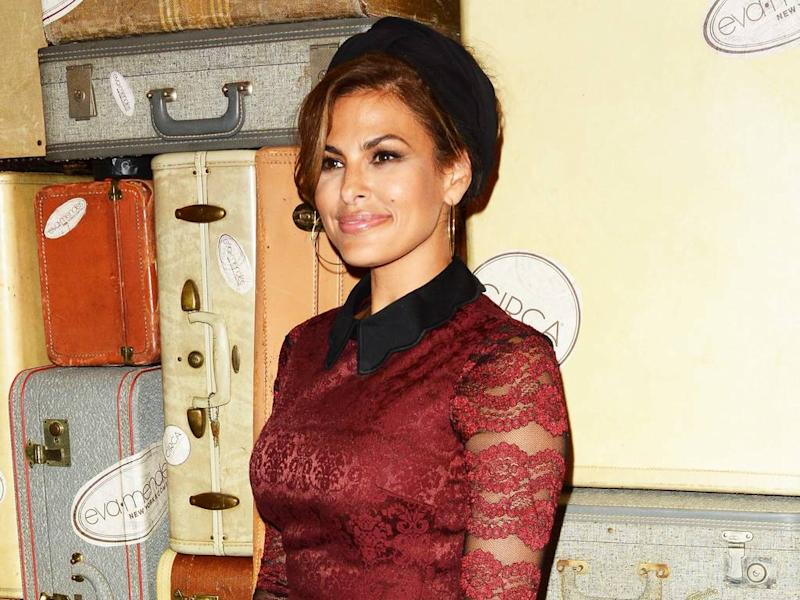 Eva Mendes bonded with mother over fashion when designing clothing collections