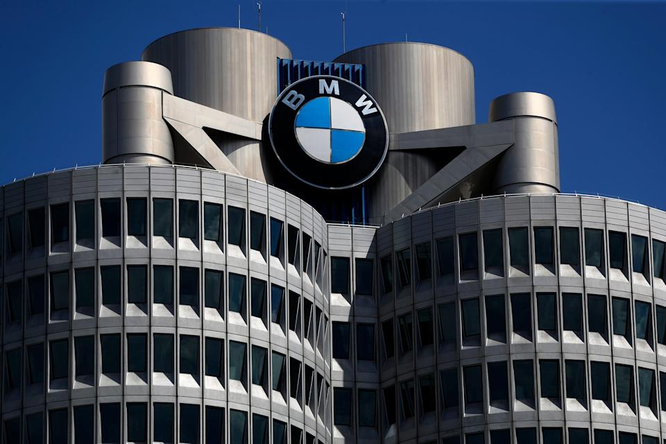 Germany BMW Earns (Copyright 2019 The Associated Press. All rights reserved)
