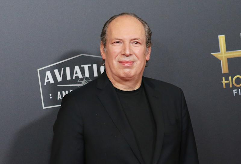 BEVERLY HILLS, CA - NOVEMBER 04: Hans Zimmer attends the 22nd Annual Hollywood Film Awards held at The Beverly Hilton Hotel on November 4, 2018 in Beverly Hills, California. (Photo by Michael Tran/FilmMagic,)
