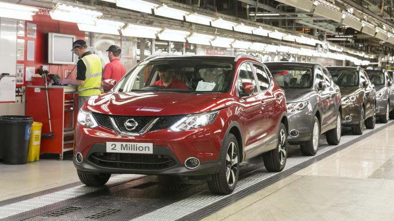 Nissan's UK plant remains important part of business, says car giant
