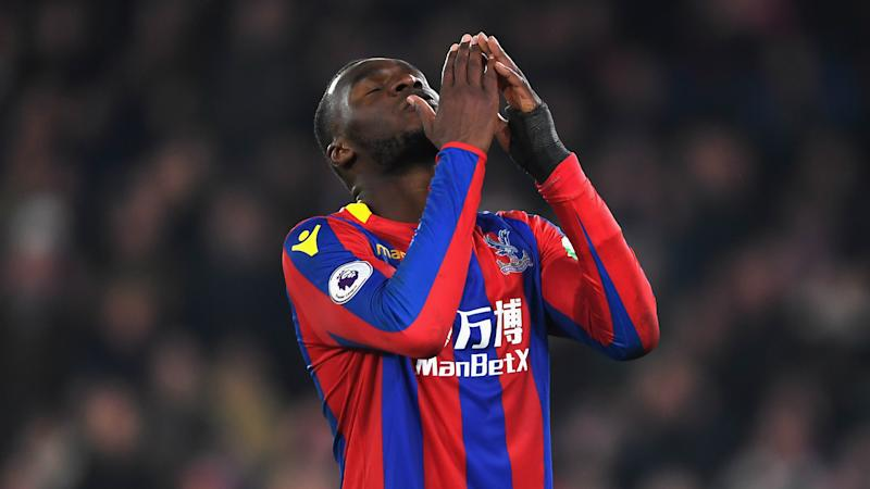Benteke in doubt for Palace's trip to Bournemouth