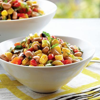 """<p>Texas caviar makes a perfect side for <a href=""""https://www.myrecipes.com/barbecue-recipes"""" rel=""""nofollow noopener"""" target=""""_blank"""" data-ylk=""""slk:barbecue"""" class=""""link rapid-noclick-resp"""">barbecue</a> but is equally delicious as a starter salad or a dip for tortilla chips.</p>"""