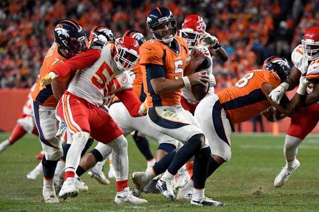 Broncos Mailbag: Should Drew Lock's debut be delayed due to pass protection ineptness?