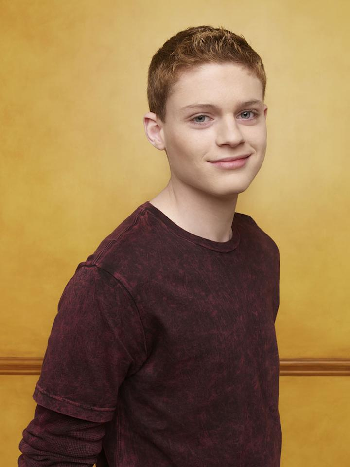 "Sean Berdy stars as Emmett on ""Switched at Birth."""