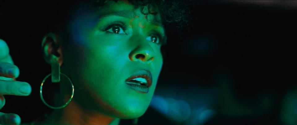 Janelle Monae stars in 'Antebellum,' a new super secret horror movie from the producer of 'Get Out' and 'Us' (Lionsgate)