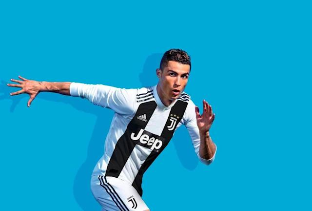 Ronaldo is expected to top the list of the best players on Fifa 19 (EA Sports)