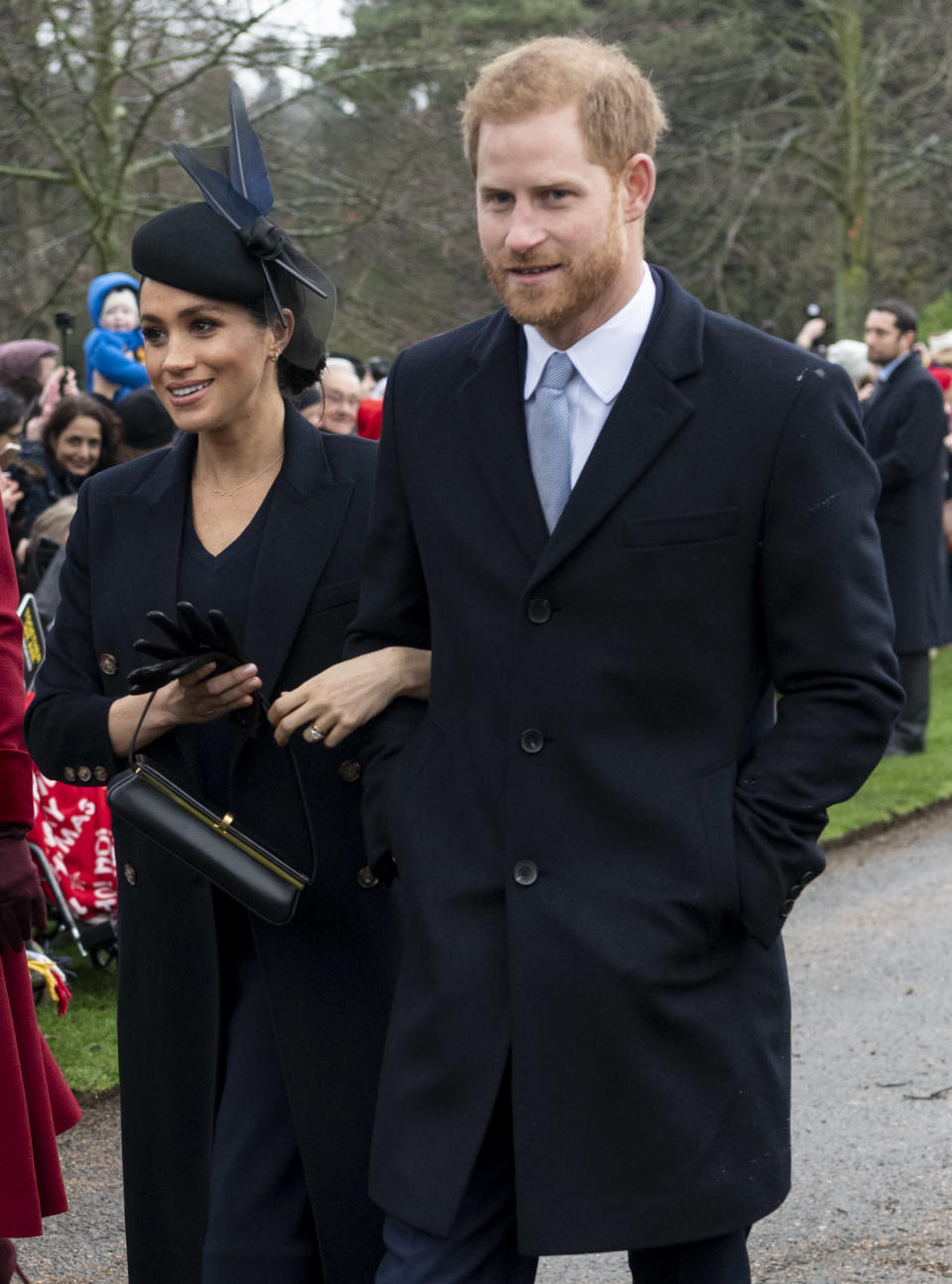 Meghan Markle has reportedly banned Prince Harry from drinking alcohol and caffeine. Photo: Getty Images