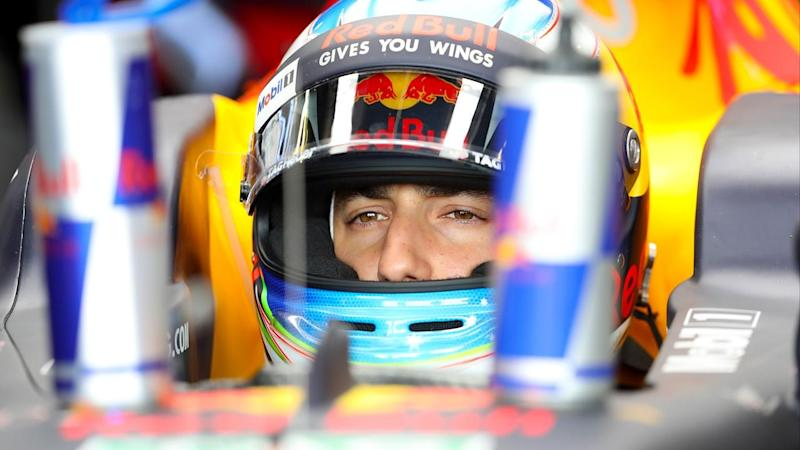 Daniel Ricciardo has been given a five-place grid penalty at the British Grand Prix