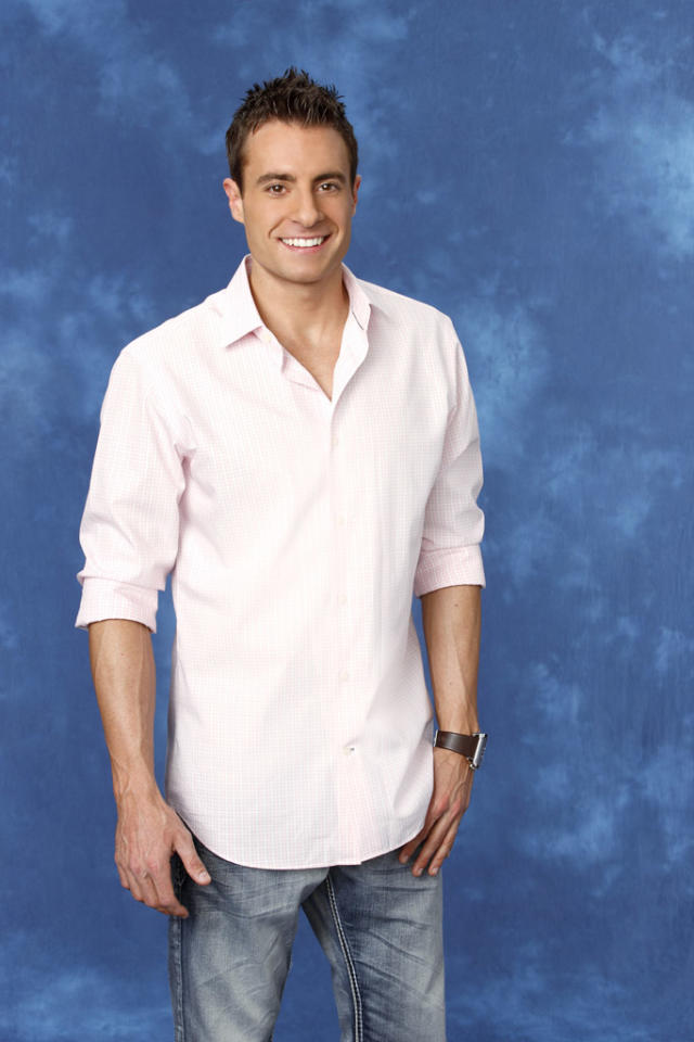 """Tony, 31, a lumber trader from Beaverton, OR is featured on the eighth edition of """"<a href=""""http://tv.yahoo.com/bachelorette/show/34988"""">The Bachelorette</a>."""""""