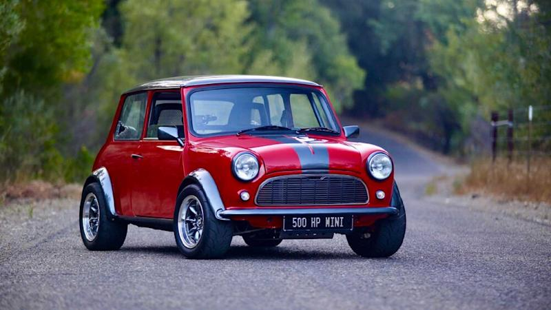 Mini Cooper Type S by Gildred Racing