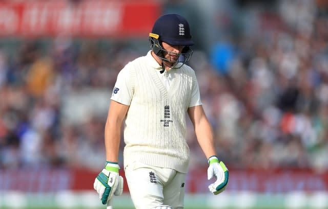 Jos Buttler is one England batsman who needs to find form (Mike Egerton/PA)