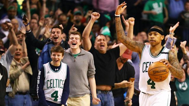 Isaiah Thomas had an incredible game, and here are five stats to put it in perspective.