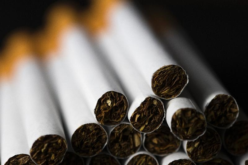 Despite a decline in the number of smokers in many countries, more needs to be done to curb tobacco use to meet the global target of a 30-percent reduction in consumption by 2025, participants said (AFP Photo/Joel Saget)