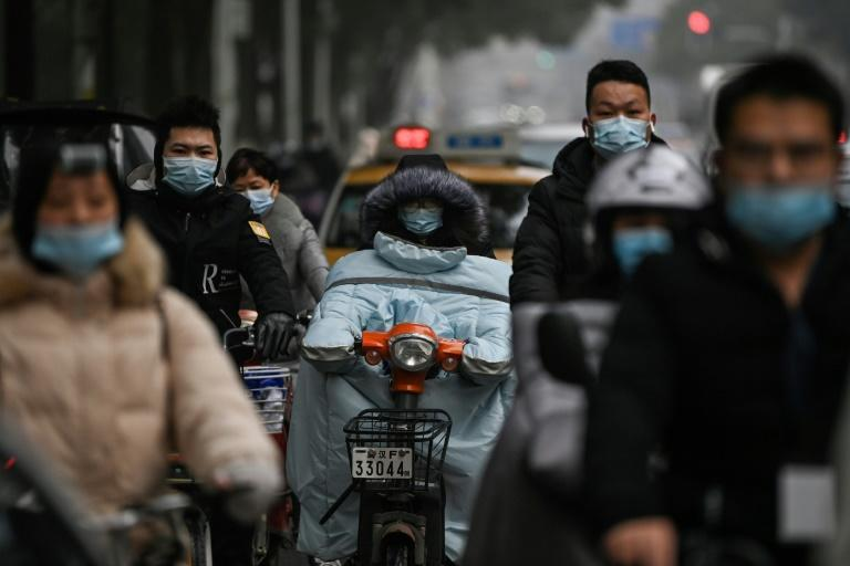 Wuhan, ground zero for the global coronavirus pandemic, has largely bounced back