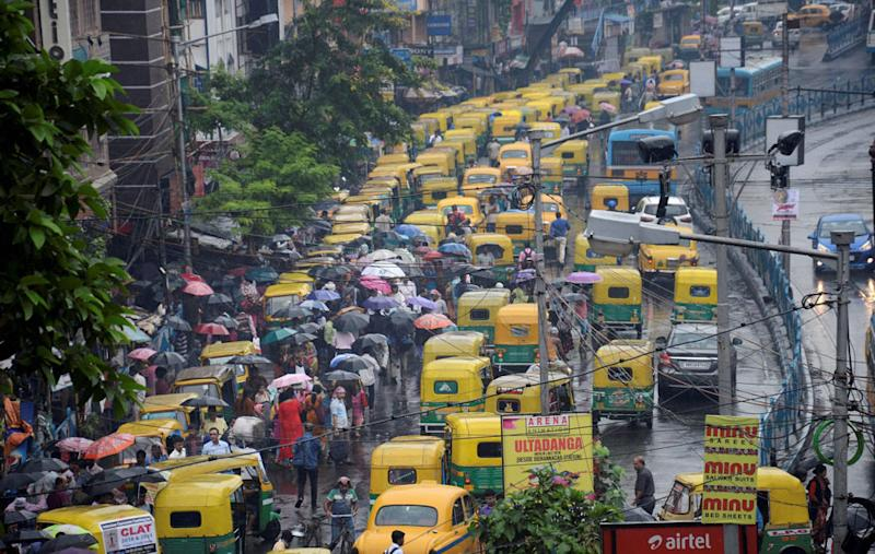 Vehicles Figure in Pune Overtakes Human Population
