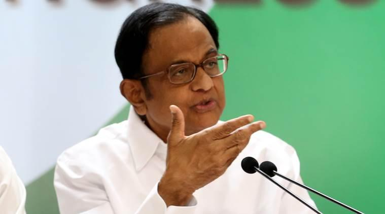 Image result for p chidambaram on rajiv