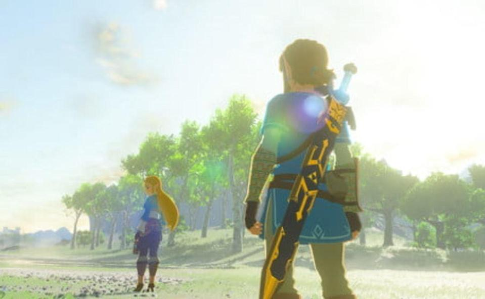 Nintendo's 'Legend of Zelda: The Breath of the Wild' is already considered a classic. (image: Digital Trends)