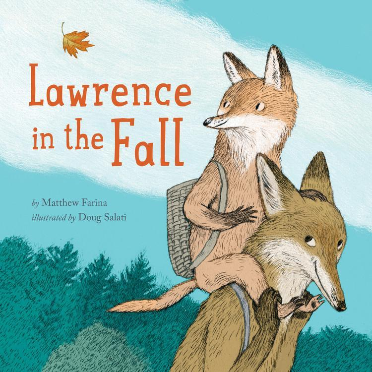 """Lawrence in the Fall,"" by Matthew Farina and Georg Hallensleben (Amazon / Amazon)"