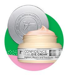 It Cosmetics Confidence in an Eye Cream(Credit: Ulta)