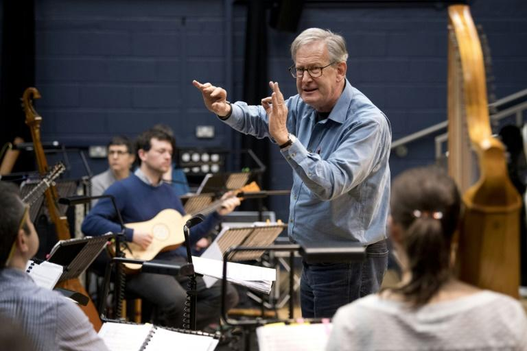 British conductor Sir John Eliot Gardiner is preparing for a series of performances celebrating his lifelong love for Italian composer Claudio Monteverdi's music