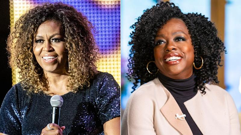Viola Davis Will Play Michelle Obama in Showtime's 'First Ladies' Anthology