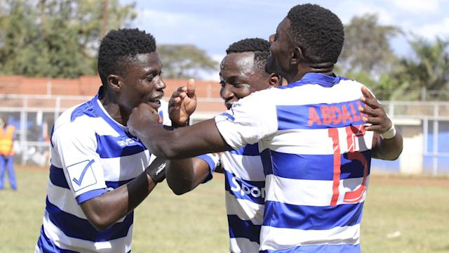 Thika United 0-2 AFC Leopards: Ezekiel Odera sees red as Ingwe end winless run
