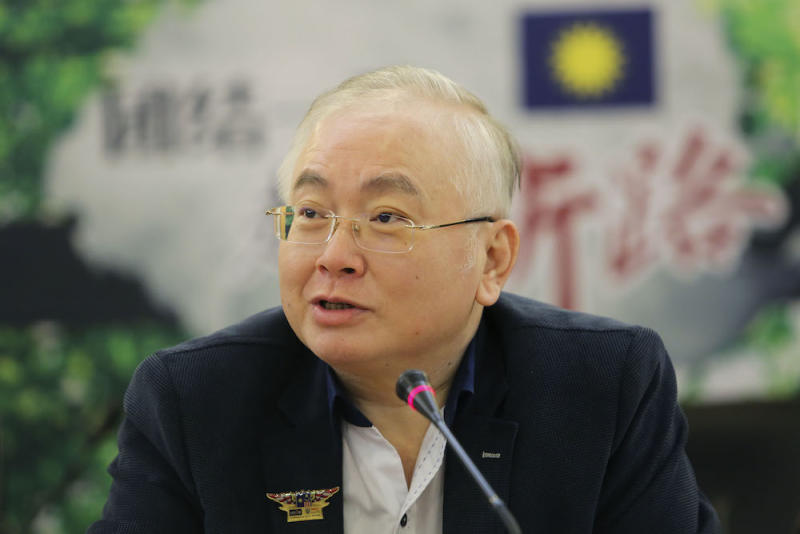 MCA deputy president Datuk Seri Wee Ka Siong is also the Ayer Hitam MP. — Picture by Yusof Mat Isa