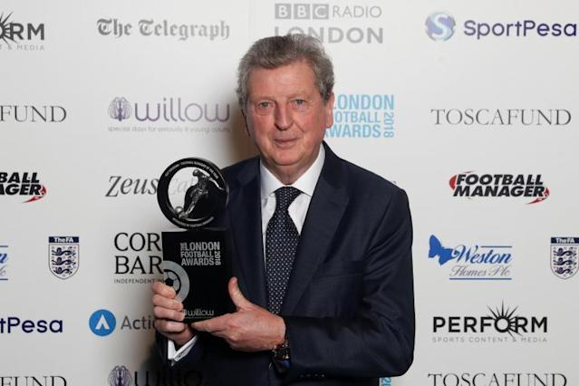 London Football Awards 2018 winners in full: Harry Kane, Ryan Sessegnon, Roy Hodgson and more